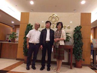 Cuộc gặp gỡ giữa hai LM Việt Nam Nguyễn Đình Thục & Nguyễn Văn Hùng với DB Tô Thị Phần (Google)
