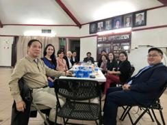 Buổi họp mặt đầu tiên của Ban Tổ Chức tại Văn Phòng Cộng Đồng Người Việt Quốc Gia Dallas