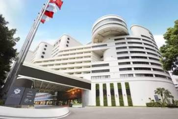 Khách sạn Vương Triều (Dynasty) tại Đài Bắc