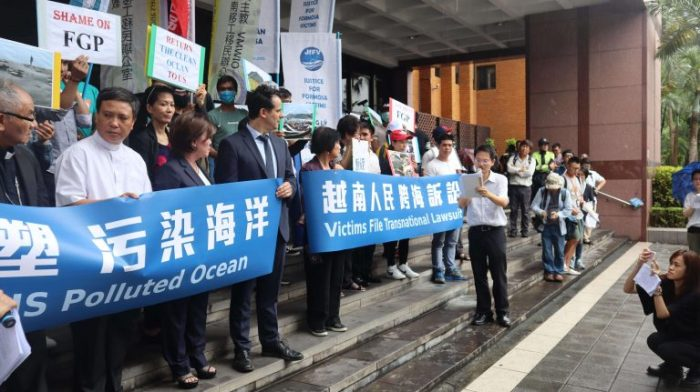 委任人之環境法律人協會理事長張譽尹律師表示,這件重要的案子,必然成為國際矚目的跨國案件,也是臺灣司法向全球展示其獨立、進步的最佳機會。-768x431